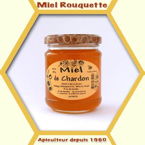 MIEL DE CHARDON 250 G