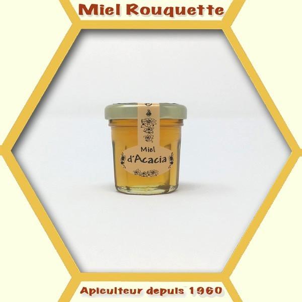MIEL D'ACACIA EN POT DE 50 g