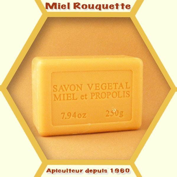 SAVON MIEL PROPOLIS 250 g