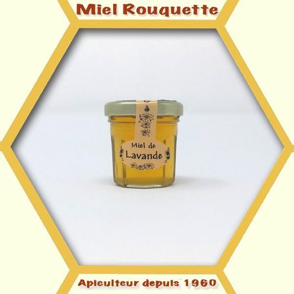MIEL DE LAVANDE EN POT DE 50 g