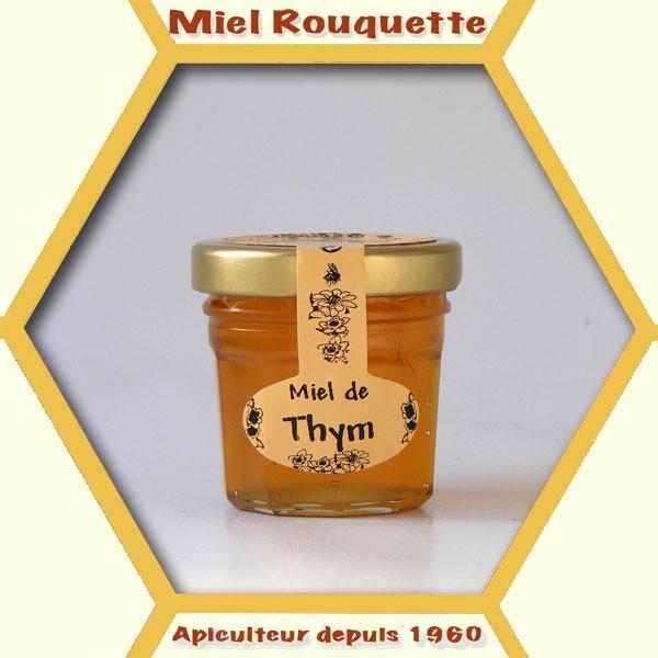 miel de thym montpellier