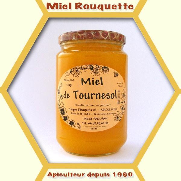 MIEL DE TOURNESOL KG